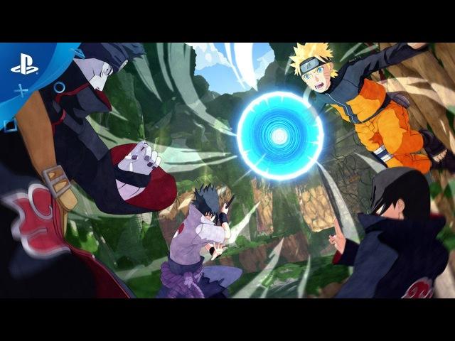 Naruto to Boruto: Shinobi Striker - Announcement Trailer | PS4