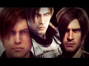 AMV Leon Scott Kennedy - Tribute Of The Trilogy