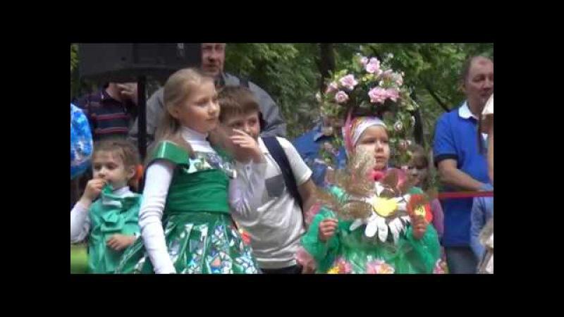 Калужская неделя: Экомода в Центральном парке