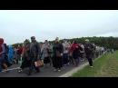 10 июня 2017 Крестный ход с Пряжевской чудотворной иконой Божией Матери Горналь-Суджа