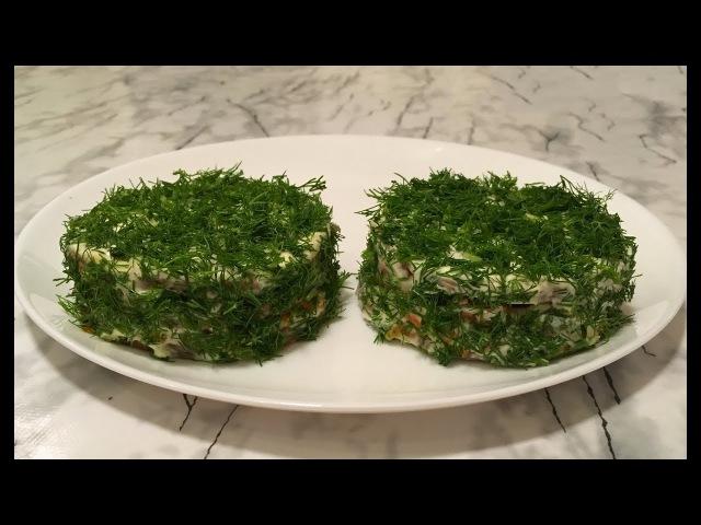 Печеночные Мини Тортики(Очень Вкусная Закуска)/Простой Рецепт » Freewka.com - Смотреть онлайн в хорощем качестве