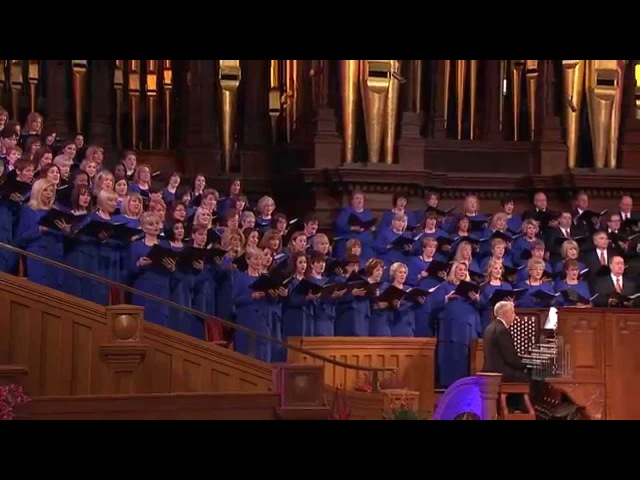 And the Glory of the Lord - Mormon Tabernacle Choir