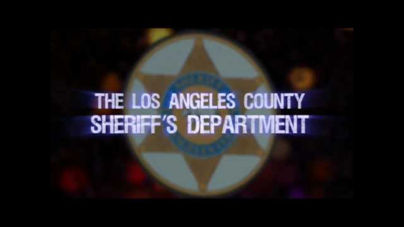 The Los Angeles County Sheriffs Department.