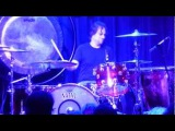 Dave Lombardo (Slayer, Philm) @ Bonzo Bash NAMM Jamm 2013 ,The Observatory in Anaheim, CA.