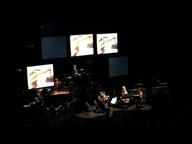 Steve Reich and Beryl Korot - The Cave (crop 34) - Musica Strasbourg
