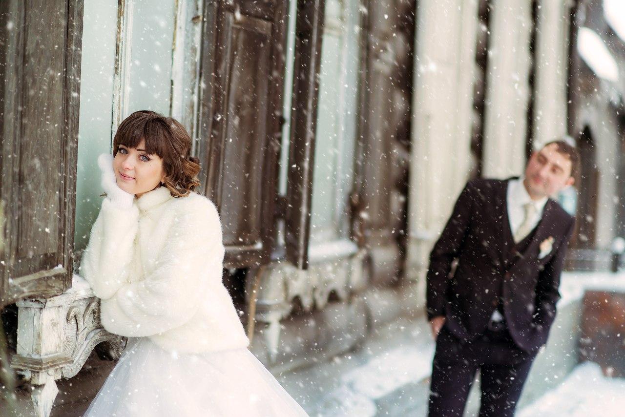 жених и невеста в фотография фотографа полохина алексея