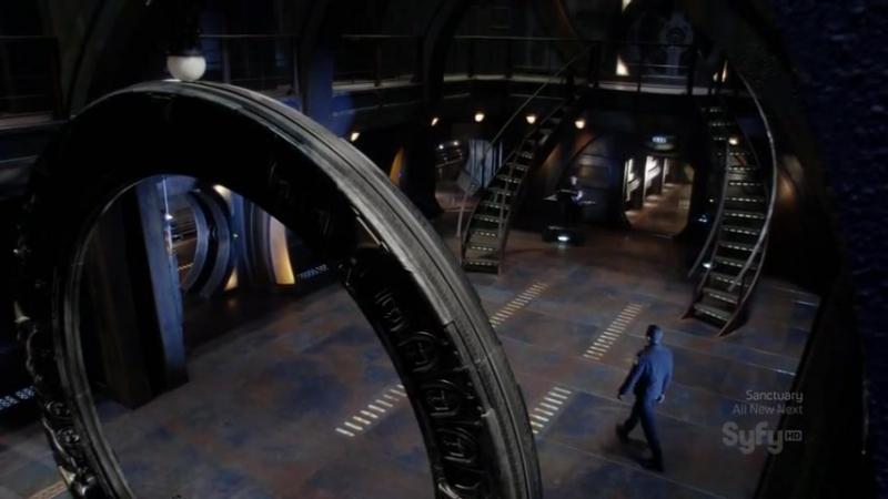 Звёздные Врата Вселенная, Сезон 1 Серия 7