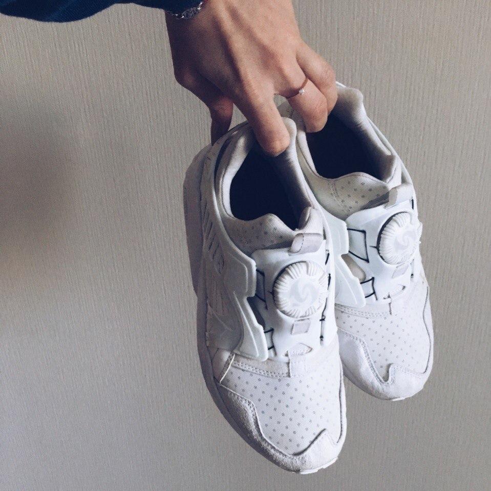 Чистые кроссовки благодаря Solemate