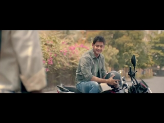 Mahesh babu - dil khol ke - tvs phoenix 125 - (mahesh babu new advertisement)
