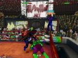 Халк и Красный Халк (с Женщиной-Халк) против Агента США и Красного Черепа