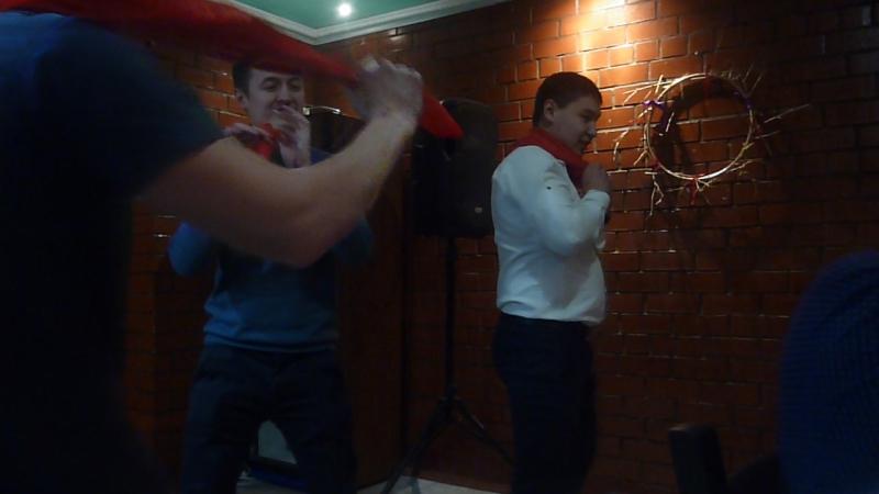 танец стрептизера