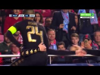 Mertens vs Benfica |Deus|