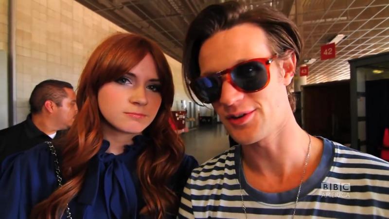 Comic-Con 2011: Видеопослание Артуру Дарвиллу