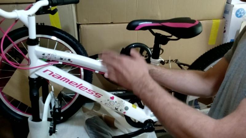 Обзор Велосипед 20