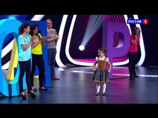 Удивительный ребенок!   4-летняя Белла #Девяткина из Москвы легко разговаривает на семи  языках!