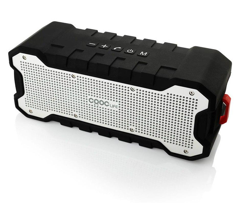 Мощная Неубивашка - Bluetooth КОЛОНКА Много функций Усиленные Басы Противоударный Корпус