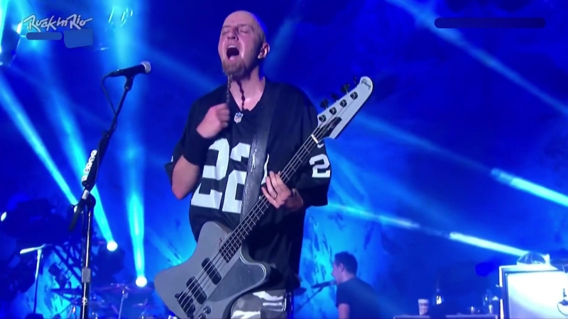 System Of A Down - Lonely Day LIVE【Rock In Rio 2015 60fpsᴴᴰ】