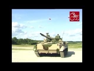 Демонстрация боевого применения БМП-3М, БМД-4М, Спрут-СД