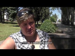 Женщина на войне_ от учительницы до замкомбата/Woman at war