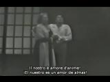 Mario del Monaco - Renata Tebaldi - Vicino a te de Andrea Chenier de Giordano (subt