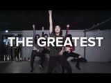 1Million dance studio The Greatest - Sia ft. Kendrick Lamar / Lia Kim Choreography