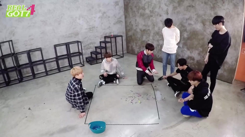 [Real GOT7 Season 4] episode 06. «Once GOT7 is in, The Game is over!...Really?».