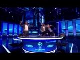 Реакция Линекера, Джеррарда, Оуэна и Фердинанда на победный гол «Барселоны»