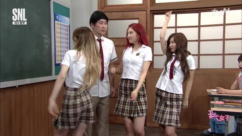 170722 tvN SNL Korea 9 @ Red Velvet Cut 3