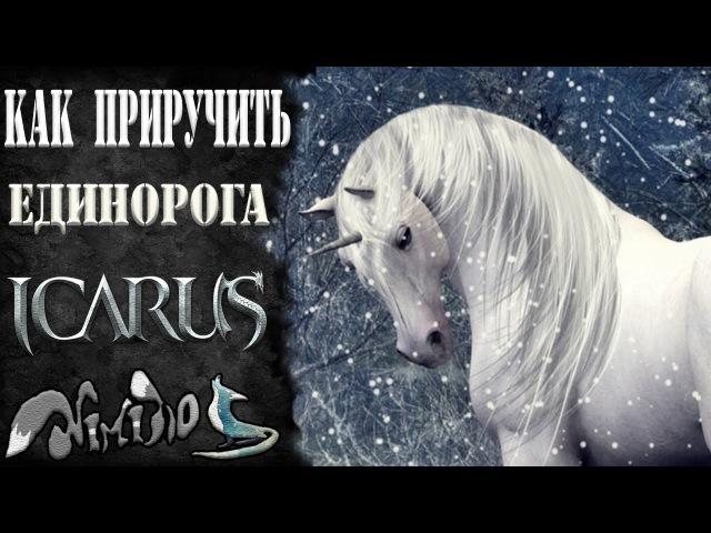 Icarus online RU Как приручить 6 Единорог Высокогорье Хаканас