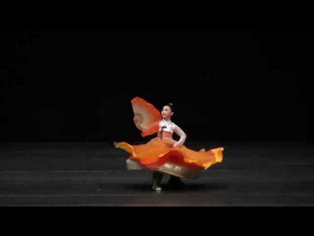 2015한국무용협회콩쿨 최가은(초5) '노을빛 꿈' - 이원아발레아카데미
