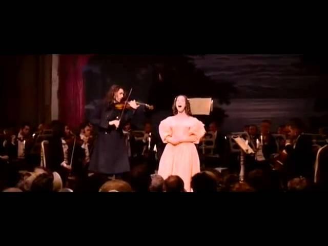 саундтрек к фильму Паганини - скрипач дьявола