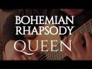 Queen Bohemian Rhapsody on Fingerstyle by Fabio Lima