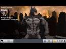 Injustice Gameplay of Reanimated Batman Arkham Origins with Green Lantern Regime