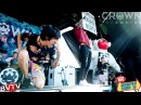 Crown The Empire - Hologram LIVE! @ Warped Tour 2016