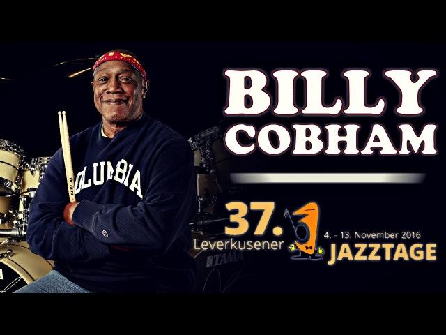 Billy Cobham Band - Leverkusener Jazztage 2016
