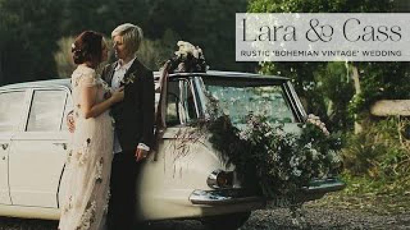 Lara Cass | Lesbian Wedding at Broger's End, Kangaroo Valley, New South Wales, Australia