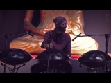 Nadayana - With You (Live in Hermitage 4.11.2016) (SPb Handpan & Gong)