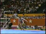 1984 Olympic Games - Women's Gymnastics Team Final