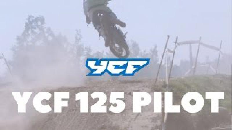 Dirt Bike YCF 125 PILOT 2015