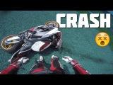 Motovlog   Honda Fireblade CRASH !!