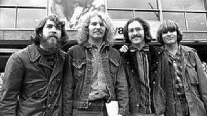 Creedence Clearwater Revival Hey Tonight