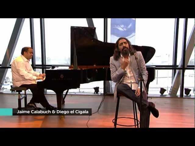 Diego el Cigala Jaime Calabuch - Enrique Fabregat Jodar/ Soledad