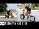 ВЕЛОСИПЕД Make it Extreme's Fat Bike