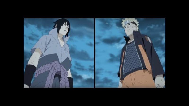 Naruto [ AMV ] - Naruto vs Sasuke   Final Fight - Runnin