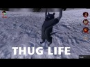 Postal 2 Thug Life Cat