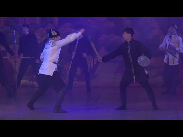 Военный танец (Döyüş reqsi)
