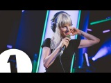 Paramore hard times in the BBC Radio 1 Live Lounge