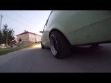 Opel kadett c 1.2 GoPro 4 black night test
