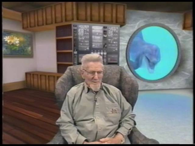 John C. Lilly: Interview at Future Communications Lab