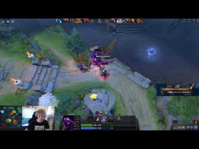Sick impale dodge by EG.Zai